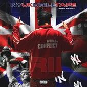 Ny Uk Drill Tape by Baby Draco