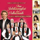 Das Jubiläumsfest der Volksmusik / 25 jahre Kastelruther Spatzen de Various Artists