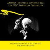 Arturo Toscanini conducting the NBC Symphony Orchestra: Cherubini Symphony in D - Overtures / Cimarosa Overtures von NBC Symphony Orchestra