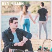 Your Lies by Ben Miller