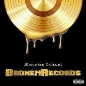 Broken Records by Smoke Diesel
