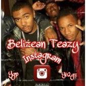 Instagram by Belizean Teazy