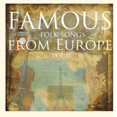 Famous Folk Songs from Europe, vol.2 by Östergötlands Sinfonietta