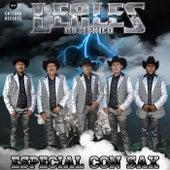 Especial Con Sax by Leales de Mexico