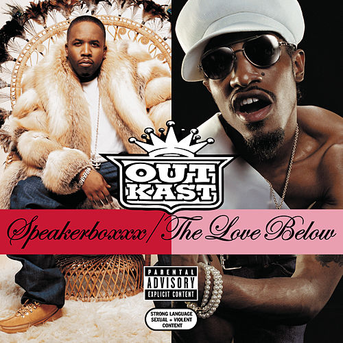 Speakerboxxx/The Love Below von Outkast