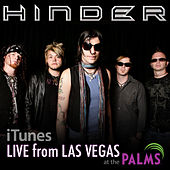 iTunes Live from Las Vegas at The Palms de Hinder
