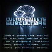 Culture Meets Subculture V1 by TV Themes