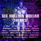 Six Million Dollar Themes 3 von TV Themes