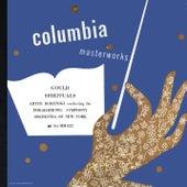 Gould: Spirituals for Orchestra de Artur Rodzinski
