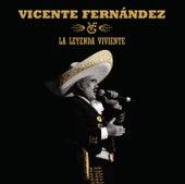 Vicente Fernandez La Leyenda Viviente (Digi-Pack) de Vicente Fernández