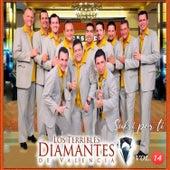 Sufrí por Ti, Vol. 14 by Los Terribles Diamantes de Valencia