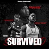 Survived (feat. Young Buck & Boosie Badazz) de tREmaINe