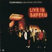 Live In Bayern by Volker Kriegel