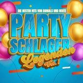 Partyschlager Legenden, Vol. 1 : Die besten Hits von damals und heute by Various Artists