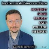 Les chemins de l'amour au piano by Gabriele Tomasello