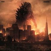 Godzilla by Maga