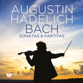 Bach: Sonatas & Partitas de Augustin Hadelich