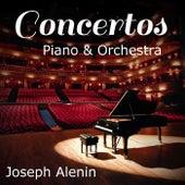 Concertos Piano & Orchestra von Joseph Alenin