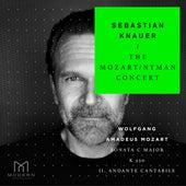 Wolfgang Amadeus Mozart: Sonata C Major K 330: II. Andante cantabile by Sebastian Knauer