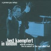 Bert Kaempfert in London (live) von Bert Kaempfert