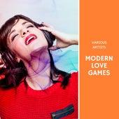 Modern Love Games de Various Artists