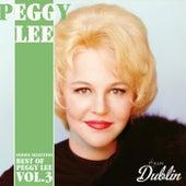 Oldies Selection: Best of Peggy Lee, Vol. 3 de Peggy Lee