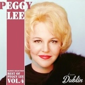 Oldies Selection: Best of Peggy Lee, Vol. 4 by Peggy Lee