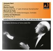 Beethoven, Ibert & Others: Orchestral Works (Live) de Orchestra Sinfonica Nazionale della RAI di Torino