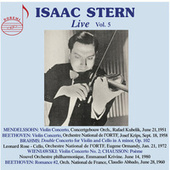 Isaac Stern, Vol. 5 (Live) fra Isaac Stern
