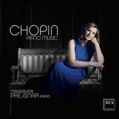 Chopin: Piano Music by Magdalena Prejsnar