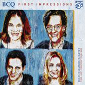 First Impressions by Blue Chamber Quartet