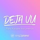 deja vu (Piano Karaoke Instrumentals) de Sing2Piano (1)