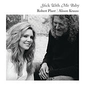 Stick With Me Baby de Robert Plant
