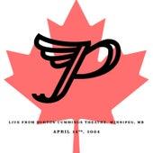 Live from Burton Cummings Theatre, Winnipeg, MB. April 14th, 2004 by Pixies