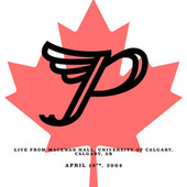 Live from MacEwan Hall, University of Calgary, Calgary, AB. April 19th, 2004 de Pixies