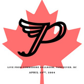 Live from Commodore Ballroom, Vancouver, BC. April 22nd, 2004 by Pixies