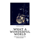 What a wonderful World (Featuring jazz musicians from all over the world!) von Various Artists