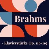 Brahms - Klavierstücke Op. 116-119 by Aldo Ciccolini