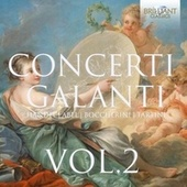 Concerti Galanti, Vol. 2 by Various Artists