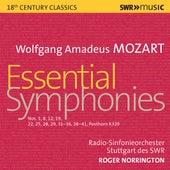 Mozart: Essential Symphonies (Live) by Stuttgart Radio Symphony Orchestra