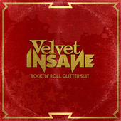 Rock 'n' Roll Glitter Suit by Velvet in sane