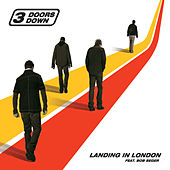 Landing In London de 3 Doors Down