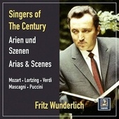 Arias & Scenes von Fritz Wunderlich