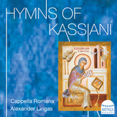 Hymns of Kassianí by Alexander Lingas