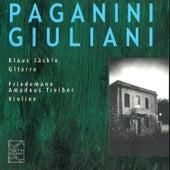 Paganini Giuliani by Klaus Jäckle