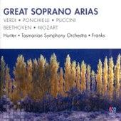 Great Soprano Arias by Rita Hunter