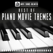 Best of Piano Movie Themes de Movie Sounds Unlimited