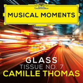 Glass: Tissue No. 7 (Musical Moments) by Camille Thomas
