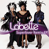 Superlover Remix EP by Labelle