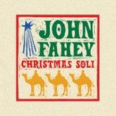 Christmas Guitar Soli With John Fahey by John Fahey